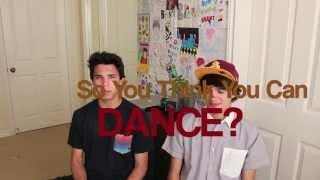 So You Think You Can Dance?!? | Brent Rivera (w/ Brice)