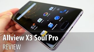 Allview X3 Soul Pro Review (Flagship Allview cu multi level touch, telemetru laser) - Mobilissimo.ro