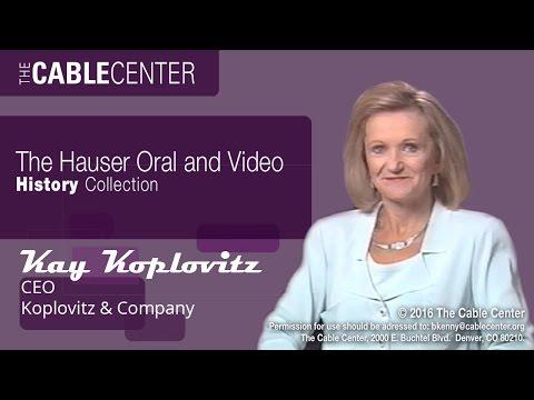 Sample video for Kay Koplovitz