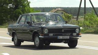Волга ГАЗ 24-10 с пробегом 15 000км. Очередная гаражная находка.
