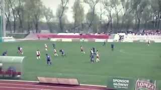 preview picture of video 'Patryk Szymański - ŁKS 1926 Łomża Skills, Assists & Goals'