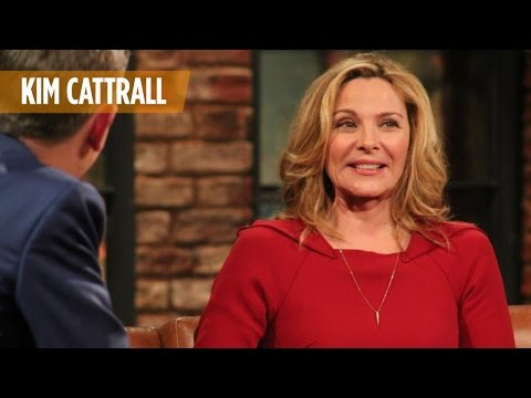 Sex and the City 3 in Dublin? | Kim Catrall | The Late Late Show | RTÉ One