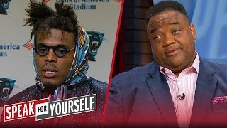 Cams Fashion Is Proof Hes Not Serious About Being A Franchise QB | NFL | SPEAK FOR YOURSELF