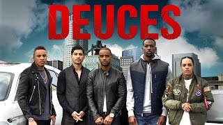 DeucesTheMovie is finally out Who's ready for some netflix