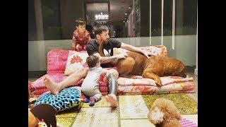Lionel Messi - Home Videos || Thiago || Mateo || Antonella II Junior Messies Are Playing Funny Game