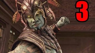 Mortal Kombat X Story Mode Pt.3 -  KOTAL KAHN