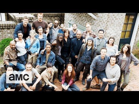 The Walking Dead Season 8 (Featurette 'Changing Lives')
