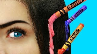 16 Hair Hacks And Hairstyles Every Girl Should Know
