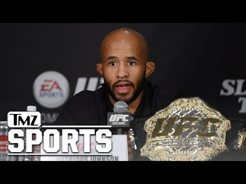 Demetrious Johnson: Thanks, Anderson Silva … But I'm NOT the G.O.A.T.  | TMZ Sports