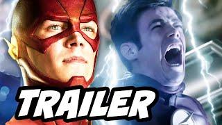The Flash Season 2 Episode 20 Trailer Breakdown - Flashpoint