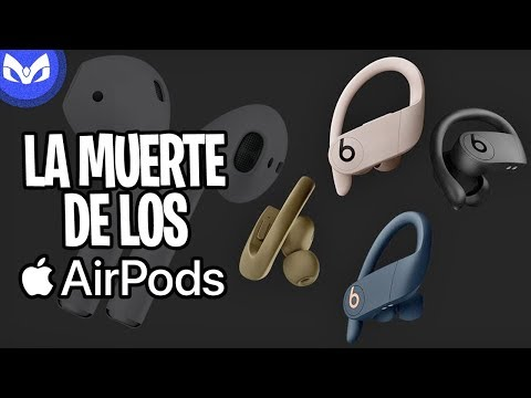 Apple Lanza Power Beats Pro y SON MEJORES QUE AIRPODS