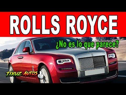 El Rolls Royce, si vale la pena. I Tixuz Autos