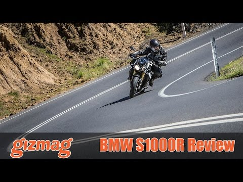 BMW S1000R: Road Test Review