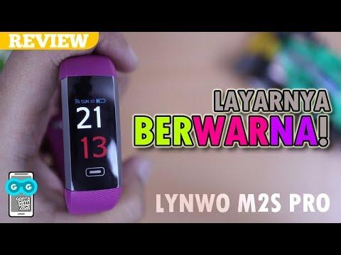 Review Lynwo M2S Pro - 300-ribuan Dapat Smartband Kesehatan dengan Layar Warna
