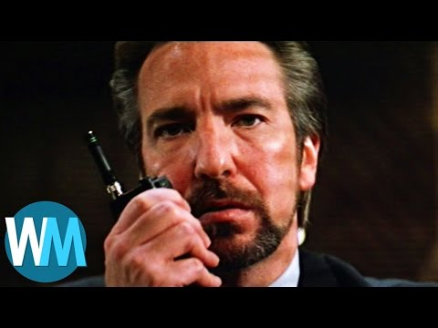 Top 10 Magnificent Bastards in Movies