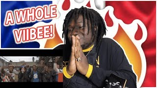 CG6   APU (Clip Officiel) #YellowBinks 9 | FRENCH RAP REACTION
