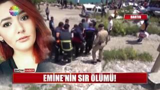 Emine'nin sır ölümü!