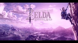 The Legend of Zelda Breath of the Wild chillstream, Blind playthrough #4 Lets Relax with some Zelda!