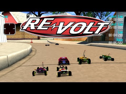LGR – Re-Volt – PC Game Review