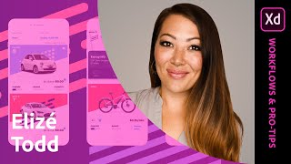 Build Quick Prototypes Using UI Kits with Elizé Todd and Andrea Hock - 1 of 2
