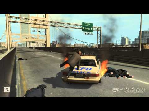 GTA 4 - Funny Moment Montage 8 (PC)