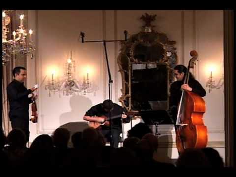 Eddy Marcano & Trio Acustico - Cadenza con pajarillo