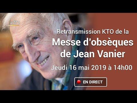 Messe d'obsèques de Jean Vanier