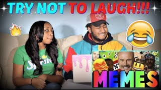 """Try Not To Laugh!!! """"BEST MEMES COMPILATION V52"""""""