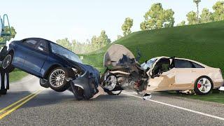 Fatal Car Crashes Compilation [7] - BeamNG Drive •ShowMik