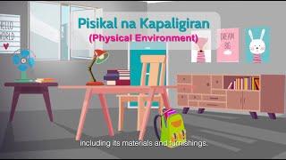 Parent-Teacher Activity Time | Paglikha ng mga Espasyong ligtas sa Pagkatuto | Bayan E-skwela