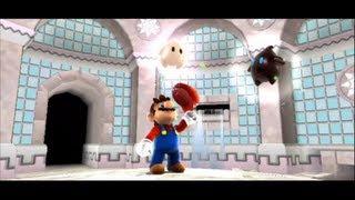 Super Mario Galaxy - Part 6: Super Mario Galaxy, you say?