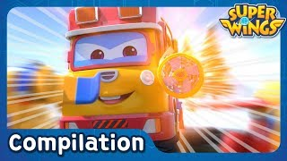 [Superwings s3 full episodes] EP36~EP40