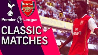 Tottenham v. Arsenal | Premier League Classic Match | 09/15/07 | NBC Sports