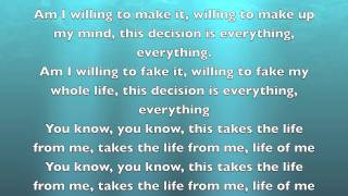 Drown by Get Scared with Lyrics