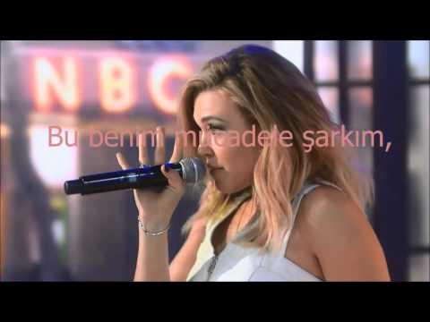 Rachel Platten - Fight Song (Türkçe Çeviri)
