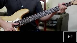 Move Out Of My Way By Planetshakers (Bass Lesson)
