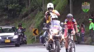 preview picture of video 'Revista Mundo Ciclistico: Clasico RCN Claro - Etapa 8 - Chinchina LA LINEA Ibague'
