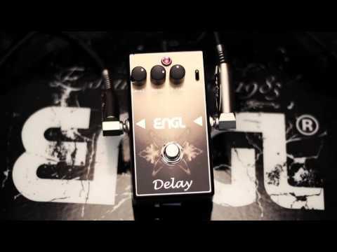 ENGL Delay Kytarový efekt