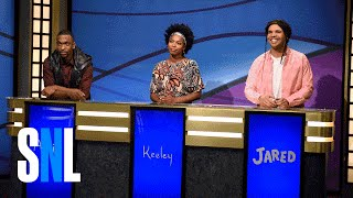 Black Jeopardy with Drake - SNL