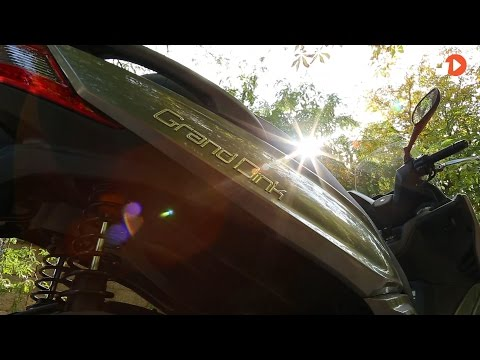 Vídeos Kymco Grand Dink 125i