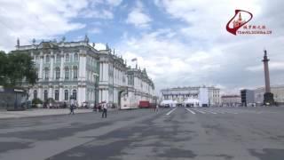 Санкт-Петербург. Дворцовая площадь. Видеоклип