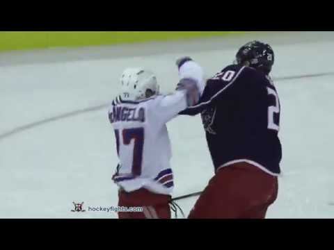 Riley Nash vs. Anthony DeAngelo