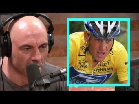 Joe Rogan a Peter Attia na téma doping a Lance Armstrong