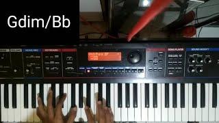 Jaz   Katakan Cover Piano & Piano Tutorial Full (Chord)
