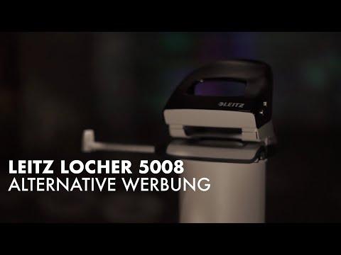 LEITZ Locher 5008 - Eine Welt voller Möglichkeiten