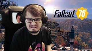 Мэддисон играет в Fallout 76 beta - Мистер Говард сделал г#вно?