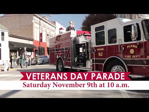 2019 Veteran's Day Parade