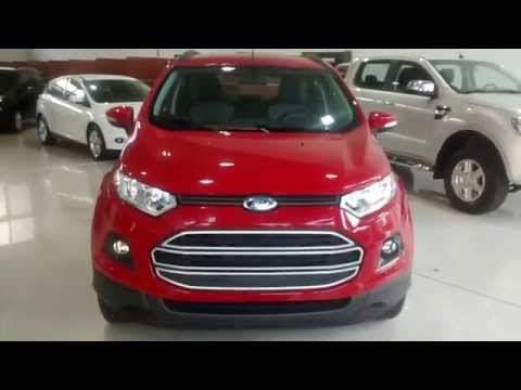 Nueva Ford EcoSport SE okm 2014 / 2015 Buenos Aires Argentina