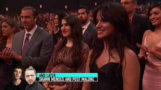 Taylor Swift Wins Tour of the Year - AMAs 2018