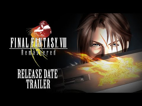 《最終幻想 8 高清版》公開最新宣傳片